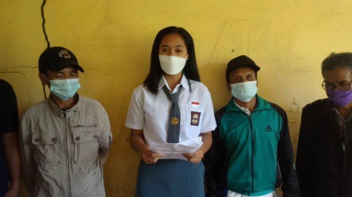 ALASAN Cristina Tolak Tawaran Paskibraka Provinsi dari Dispora Sulbar