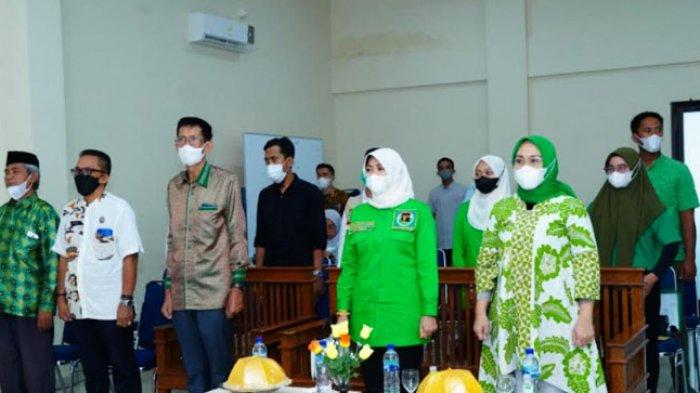 Hadiri Muscab PPP, Bupati Mamuju Sutinah Suhardi Janjikan Penambahan Kursi DPRD