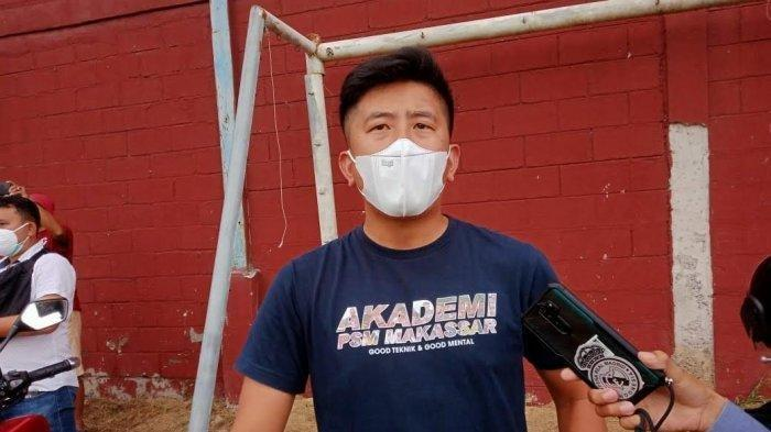 PESAN Febrianto Wijaya kepada Renaldi yang Gabung Timnas U-18: Buat PSM Bangga