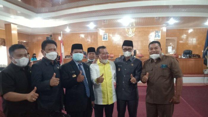 Sempat Berkasus, 2 Legislator Golkar DPRD Mamasa Kembali Aktif