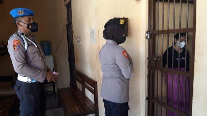 Antisipasi Tahanan Kabur, Polres Polman Periksa Ruang Tahanan Dua Kali Sehari