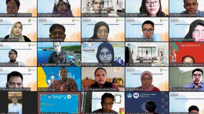 Fornas Beasiswa Unggulan Pasca Dihadiri Sekertaris Jenderal Kemendikbud Ristek
