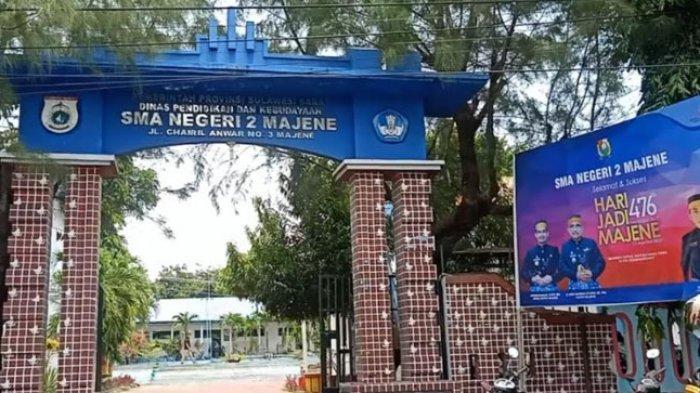 SMAN 2 Majene Terpilih Jadi Sekolah Penggerak 2021