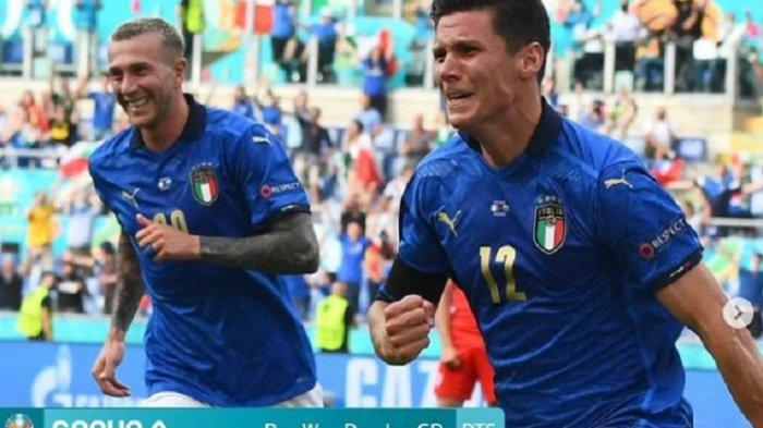 Prediksi Skor Italia vs Austria di 16 Besar EURO 2020 Malam Ini, Tonton via Live Streaming RCTI