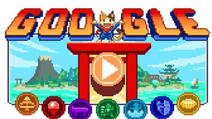 Asyiknya Bermain Game Pulau Juara, Permainan yang Dibuat Google untuk Sambut Olimpiade Tokyo 2020