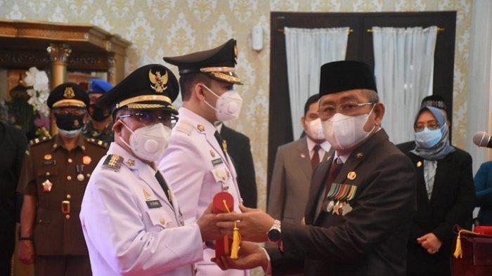Gubernur Sulbar Minta Bupati Wakil Bupati Mejene yang Baru Segera Lakukan Ini