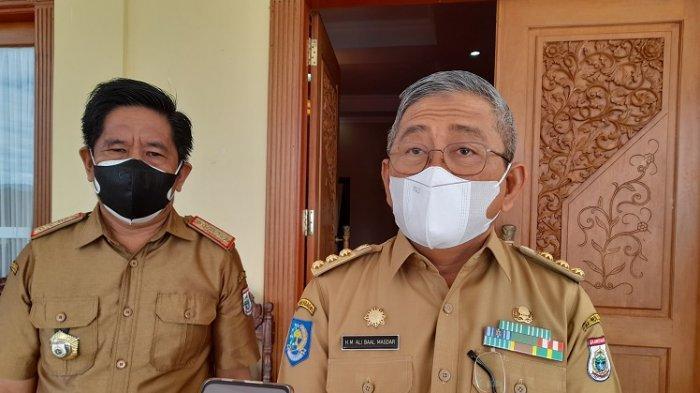 Wapres Pakai Baju Adat Mandar, Gubernur Ali Baal Masdar: Semoga Sulbar Semakin Diperhatikan