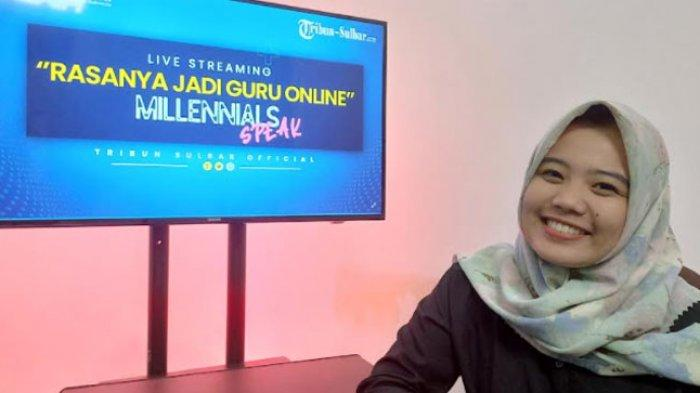 Tantangan Mengajar Online, Nur Fadilahsari: Melawan Kejenuhan