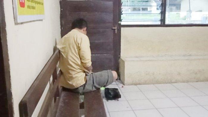 Pencuri Motor Diduga Gangguan Jiwa, Polsek Mambi Mamasa Gandeng Dinsos