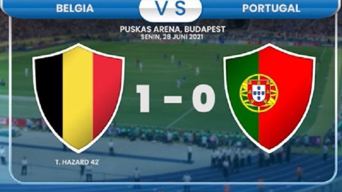 Portugal dan Belanda Tersingkir, Berikut Daftar Negara Masuk 8 Besar EURO 2020