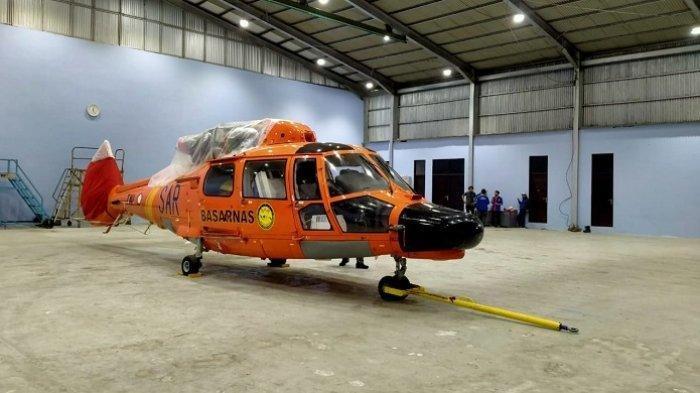 Basarnas Siagakan 1 Unit Helikopter di Papua untuk Bantu Evakuasi Cepat via Udara