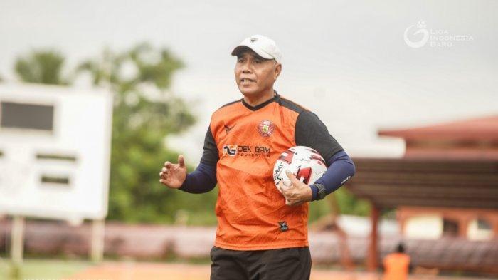 Mantan Pelatih Kiper PSM Herman Kadiaman Kini Melatih di Persiraja Banda Aceh