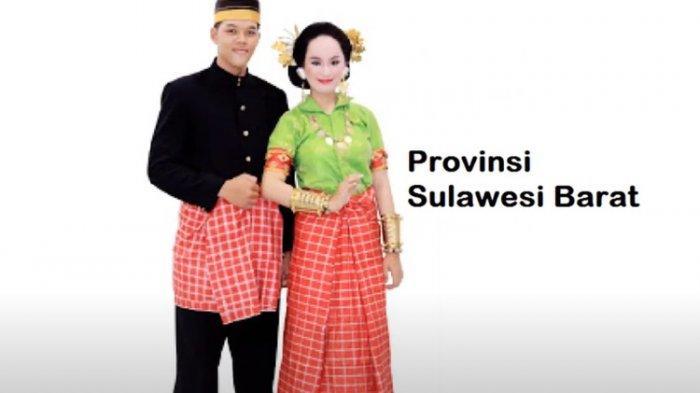 Inilah Pattuqduq Towaine, Baju Adat Mandar yang Akan Digunakan Wapres Ma'ruf Amin di HUT RI ke-76