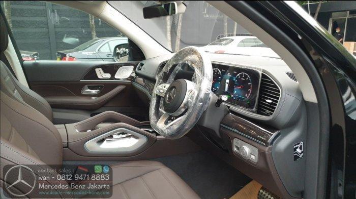 Interior New GLS 450 4 Matic AMG Line