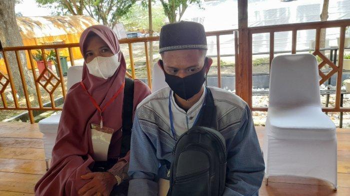 Perkenalkan Iwan, Qori Hafal 30 Juz Al-Quran Wakili Sulbar di STQ Nasional 2021