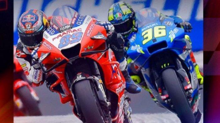 LINK Live Streaming MotoGP Austria 2021 Malam Ini: Trans7 dan UseeTV
