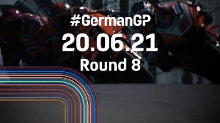 Jadwal MotoGP Jerman 2021 Hari Ini Minggu 20 Juni 2021 Pukul 19.00 WIB, Live Streaming Trans7