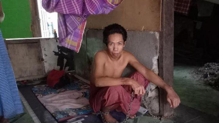 Dinsos Mamuju Akan Merujuk Pasien ODGJ di Kurungan Bassi ke RS Dadi Makassar