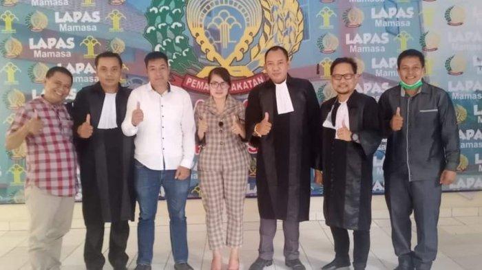 Dakwan JPU Daluwarsa, Legislator Golkar Mamasa Joni Daud Divonis Bebas