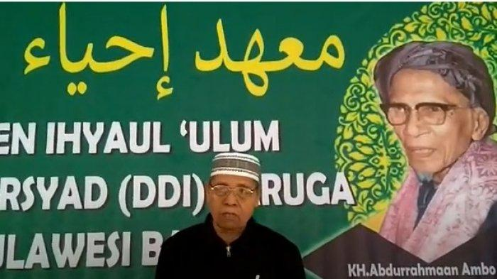 BREAKING NEWS: Pimpinan Ponpes Ihyaul Ulum DDI Baruga Majene KH Ismail Nur Tutup Usia
