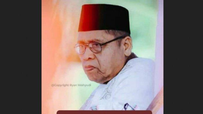 Pimpinan DDI Baruga KH Ismail Nur Tutup Usia, Sempat Dirawat di RSUD Majene