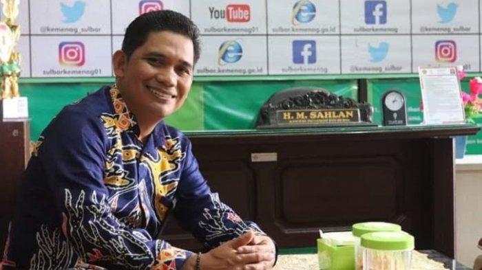 Profil Kabag Humas Kemenag Sulbar, Sahlan: Menyebarkan Kebaikan Demi Ummat