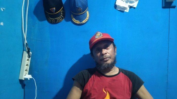 Kabid Damkar Mamuju, Idhan Khalid
