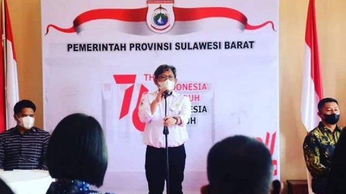 Sekolah di Sulbar Mulai PTM, Prof Gufran: Satu Klaster Didapat Maka Sekolah Ditutup