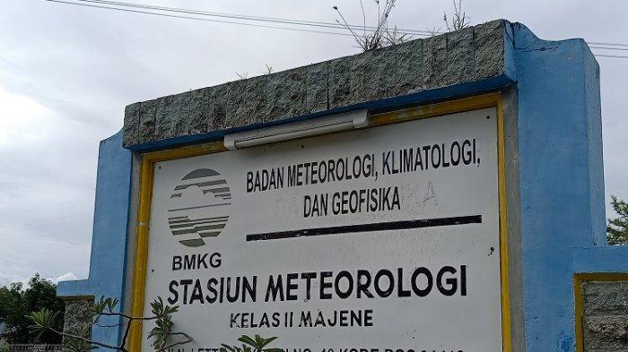 Prakiraan Cuaca Hari Ini: Potensi Hujan Ringan di Lima Wilayah Sulbar