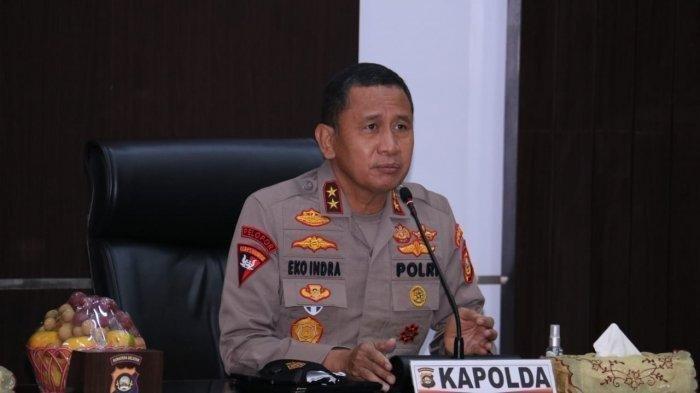 Kapolda Sumsel, Irjen Pol Eko Indra Hari