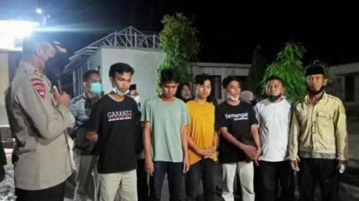 Didemo Berhari-hari, Kapolres Majene Akhirnya Bebaskan Tiga Kader HMI