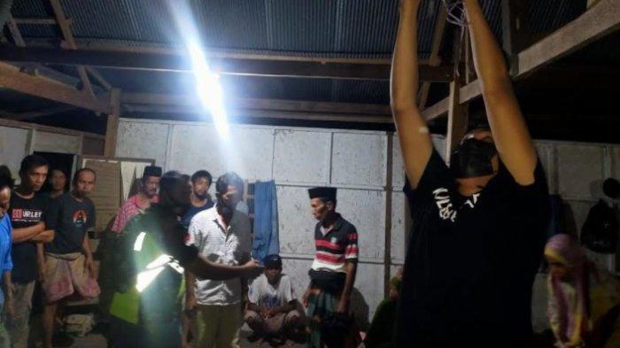 Pelajar di Polewali Mandar Ditemukan Tewas dengan Leher Terlilit Kabel