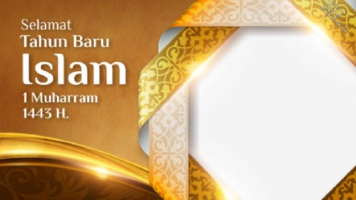LINK Twibbon Kemenag Sambut Tahun Baru Islam 1443 H di https://www.twibbonize.com/