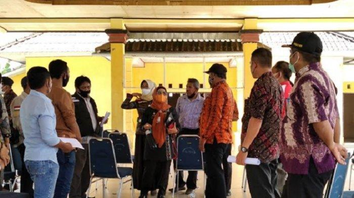 Diduga Selewengkan Dana Desa, Kepala Desa Nepo Wonomulyo Dinonaktifkan