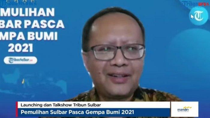 Kepala BI Sulbar, Budi Sudaryono: Inflasi Sulbar Perlu Diwaspadai
