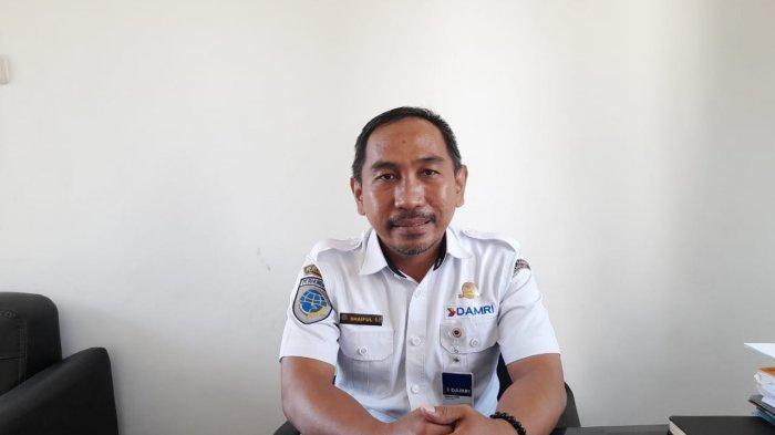 Bos Damri Mamuju Usulkan Alat Berat Ditempatkan di Titik Rawan Longsor Sepanjang Jl Trans Sulawesi