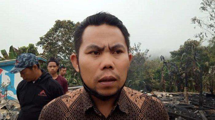 Gerak Cepat Kepala Desa Pebassian Mamasa Saat Rumah Warganya Ludes Terbakar