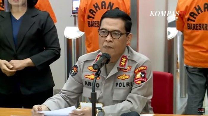 Mabes Polri Enggan Ungkap Hasil Pemeriksaan Terhadap Kapolda Sumsel, Argo Yuwono: Masalah Internal
