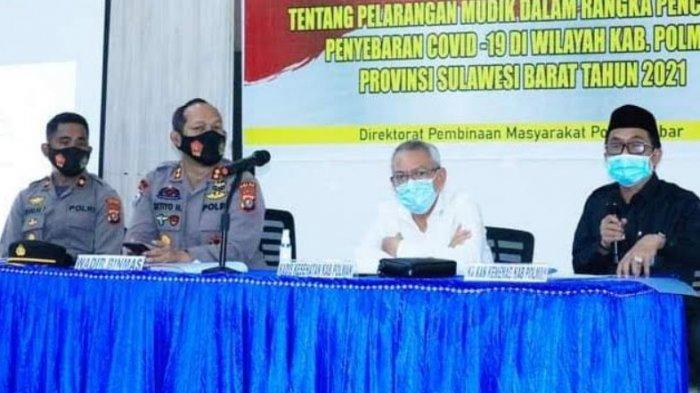 508 CJH Polman Batal Berangkat, Daftar Tunggu Mencapai 20 Tahun