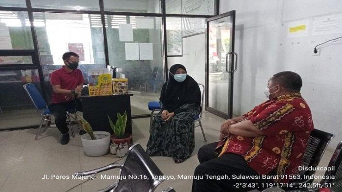 Jelang Pilkades, Ombudsman Sulbar Kunjungi Mateng Cegah Ini