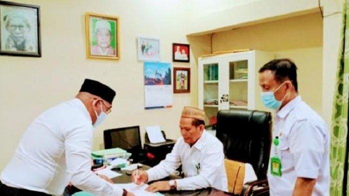 Kemenag Majene Minta 260 CJH Bersabar dan Berdoa, Tidak Ada Pemberangkatan CJH Tahun 2021