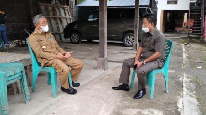 Jalan Poros Tabone-Pana Tak Kunjung Diaspal, Ketua DPRD Mamasa Tagih Janji Gubernur Sulbar