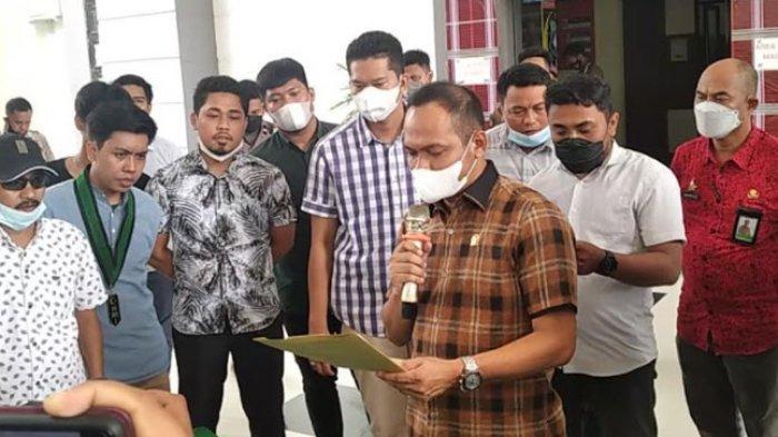 Ujian Tertulis Bakal Calon Kepala Desa di Polewali, Abdul Malik: Ada 286 Peserta