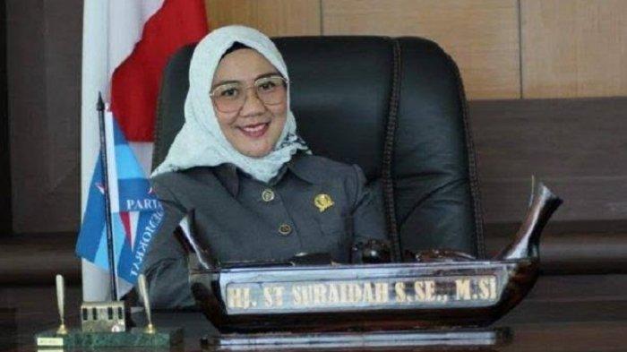 Kasus Positif Covid-19 di Sulbar Menjadi 6.469 Kasus, Suraidah Suhardi Minta Masyarakat Taati Prokes
