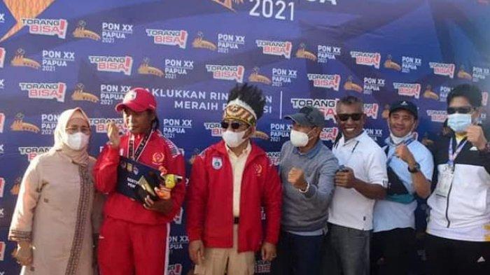 Sulbar Gigit Jari di Balap Motor PON Papua, Hamzih: Semua Cabor Akan Dievaluasi