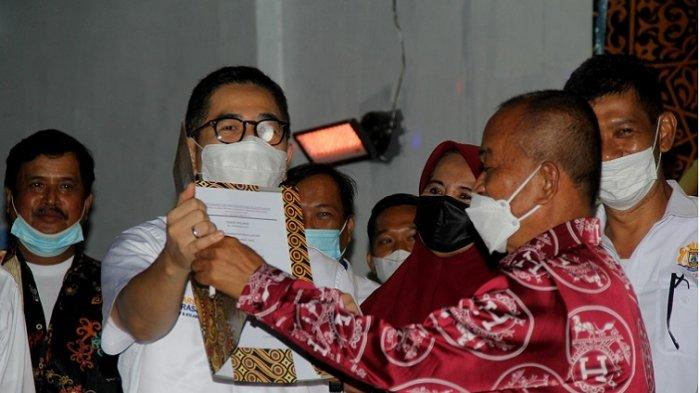 Kadin Sulbar Deklarasi Dukung Arsjad Rasjid Jadi Ketua Umum Jelang Munas Kendari