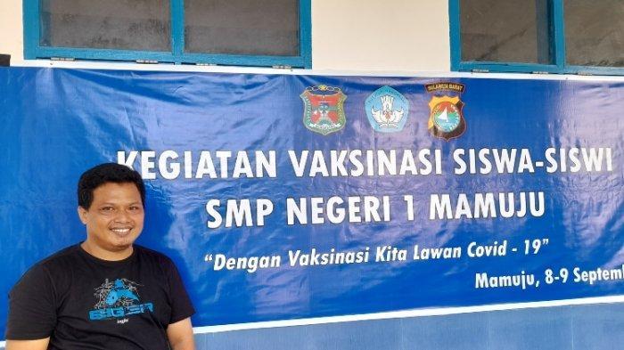 Ketua IGI Mamuju: PTM Solusi Mengembalikan Semangat Belajar Siswa