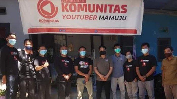 Youtuber Mamuju Open Donasi Korban Banjir Bandang di Desa Sondoang Mamuju