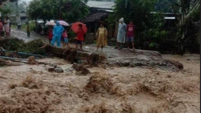 Surat Terbuka untuk Bupati dan DPRD Mamasa Terkait Banjir Bertubi-tubi di Desa Burana