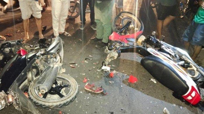 Kronologi Kecelakaan Maut di Tinambung Polman, Busrah Ayu Meninggal di Puskesmas